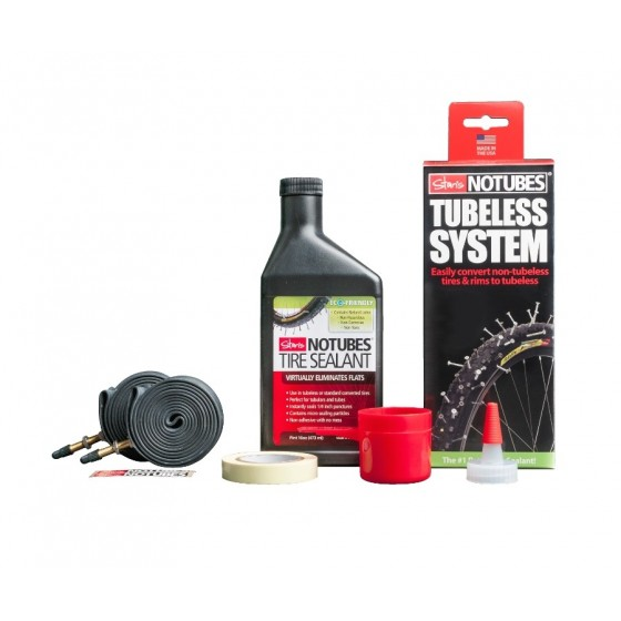 Stans Tubeless System...
